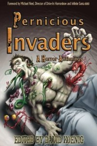 Pernicious Invaders Cover