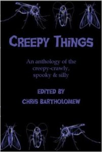 Creepy Things Cover