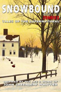 Snowbound with Zombies - Tales of the Supernatural Cover