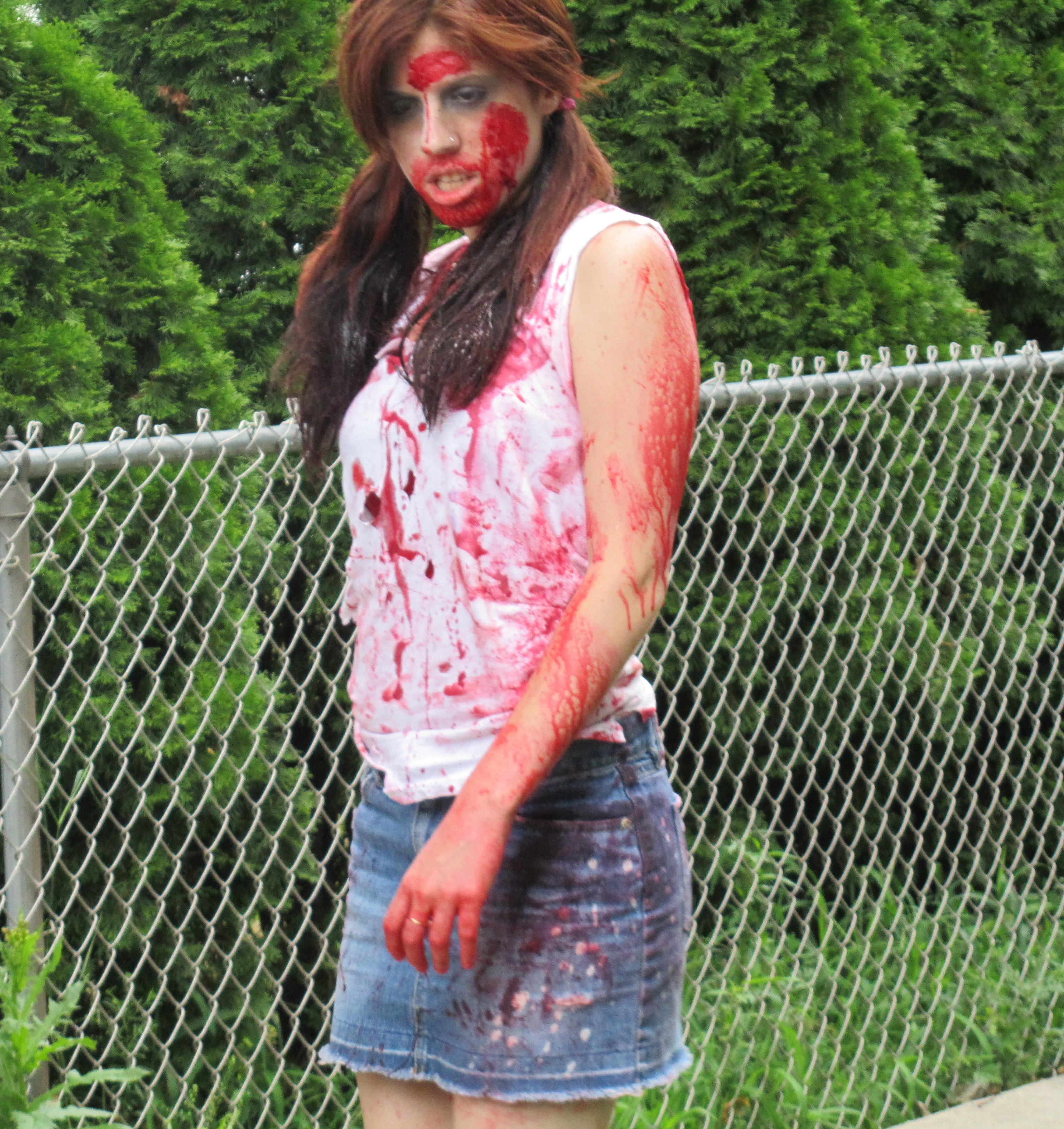 Zombie Teen 66