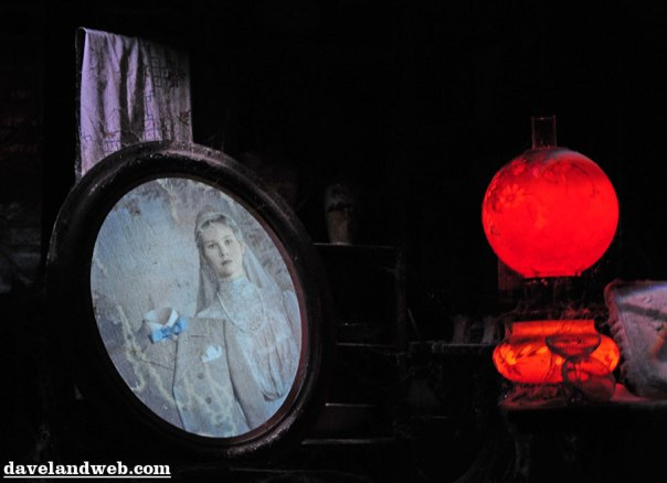 A Lit Look At Disney S Haunted Mansion The Attic S