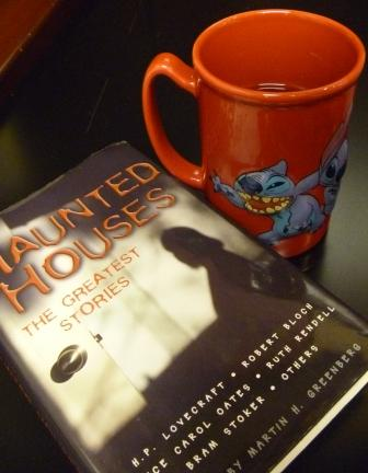Haunted Houses Review Art