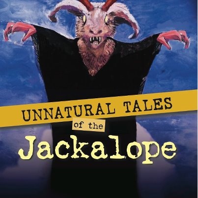 Jackalope Prelminary Front Cover