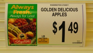 03 Golden Delicious Apples
