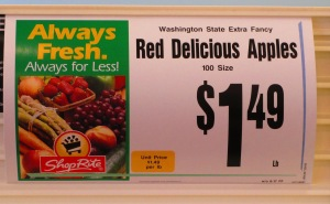 04 Red Delicious Apples