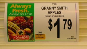 05 Granny Smith Apples