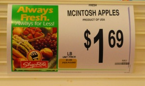 06 McIntosh Apples