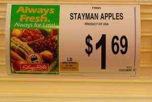 16 Stayman Sign