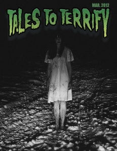 Tales to Terrify March 2012 Cover