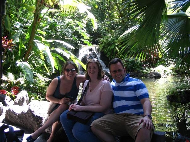 11 Disney's Polynesian Gardens