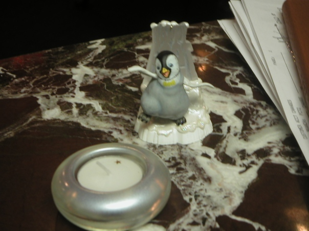 15 Happy Feet Hallmark Ornament