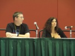 10 Jason Harris Tracy L. Carbone Fangoria Panel