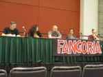 11 Fangoria Panel Breaking into the Biz Rock and Shock