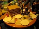 21 Corner Grille Pizza Dinner