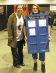 48 Kristi Petersen Schoonover and Tardis
