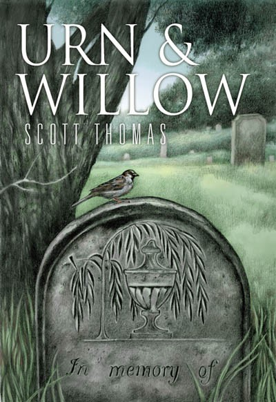 Dark Regions Press URN & WILLOW Cover