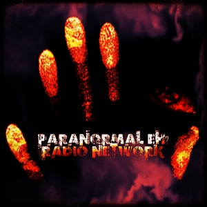 Paranormal Eh? Bloody Hand Logo