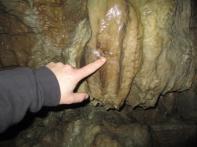 Dead Calcite Deposit