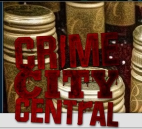 Crime City Central Logo
