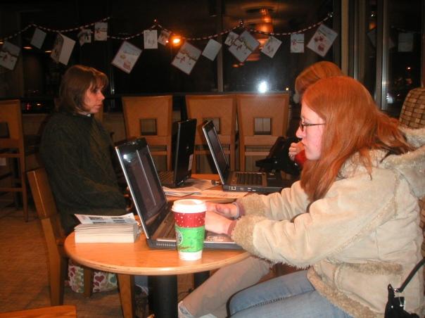 Nano Starbuck's Nov 2007