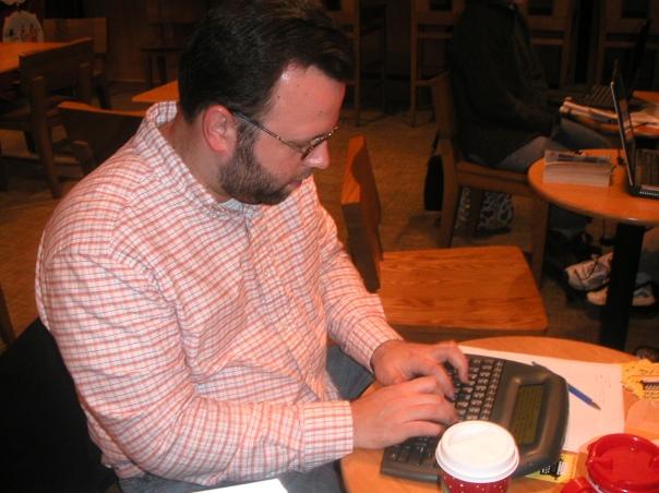 Nano Starbucks 2007 NEO Rob