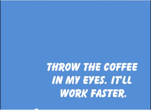 Coffee Throw