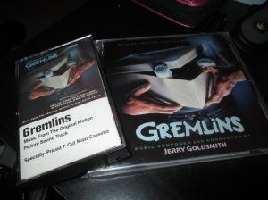 Gremlins Cassette and CD
