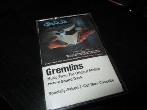 Gremlins Cassette