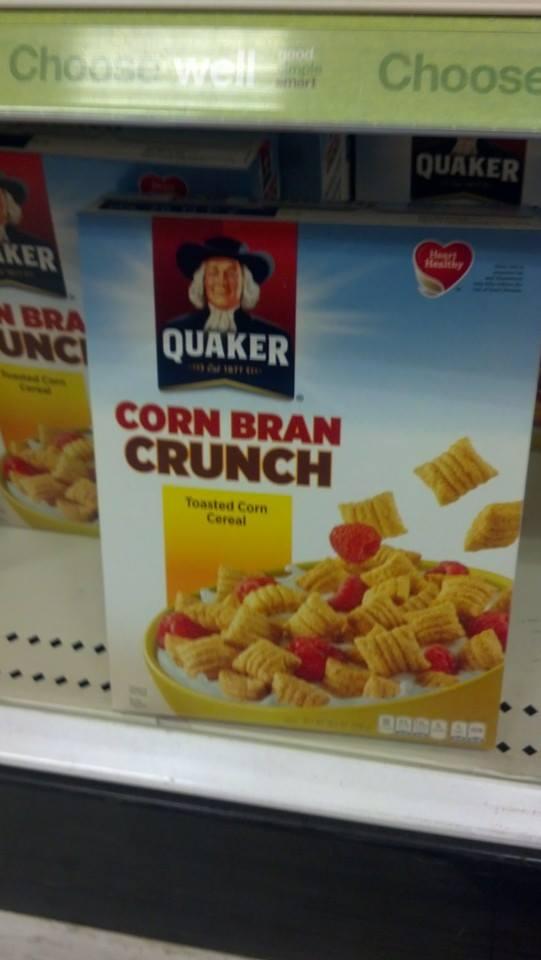 Corn Bran Target Bethel