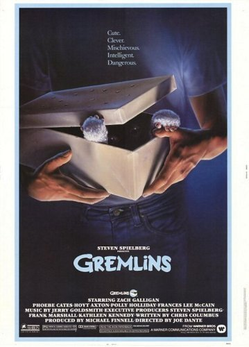 Gremlins Movie Art
