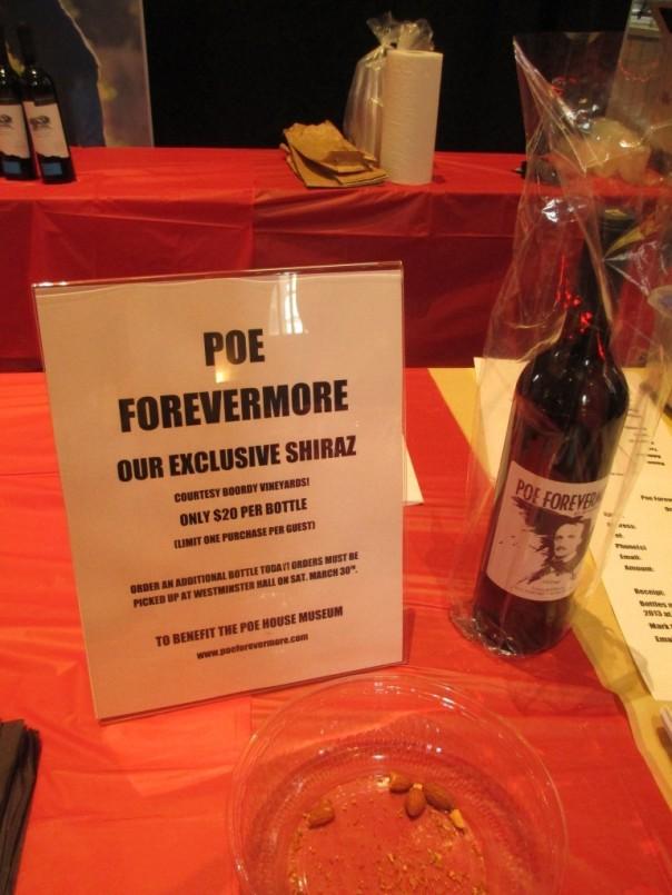 Poe Wine Tasting 26