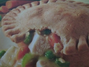 Pi-Con Pot Pie