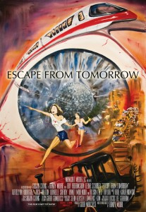 Alternate Escape from Tomorrow poster art