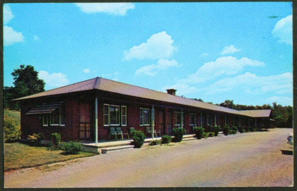 The Howe Caverns Motel