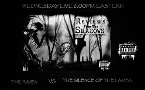 Raven vs Silence of the Lambs