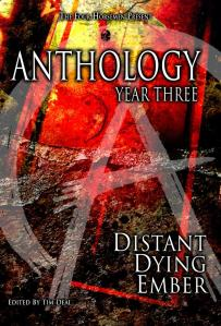 Year Three Anthology Cover