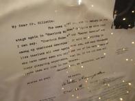 Gillette Castle 6 - Gillette Fan Mail