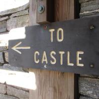 Gillette Castle 15 - To Castle