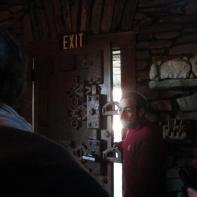 Gillette Castle 29 - Front Door Lock