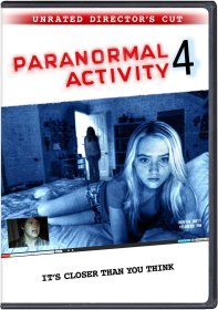 4 Paranormal Activity 4