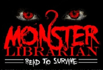 Monster Librarian Logo