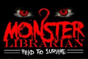 Monster Librarian Logo
