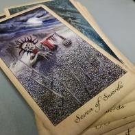 Ghost Tarot 4
