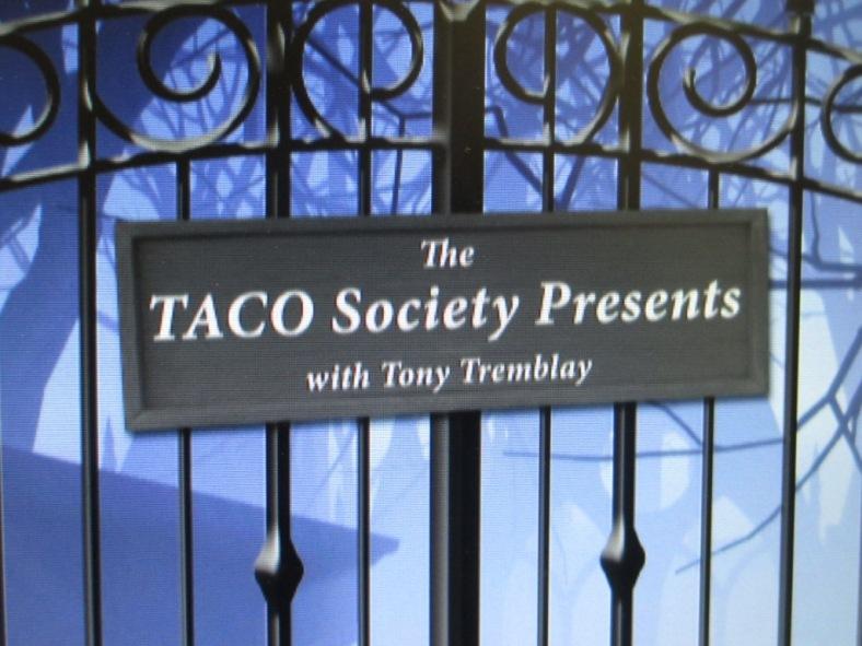 The Taco Society Presents! 3A
