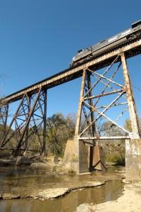Pope Lick Railroad Trestle