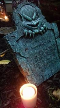 Doll Cemetery 18