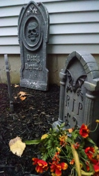 Doll Cemetery 14