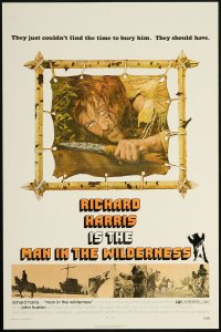 Man in the Wilderness - Richard Harris