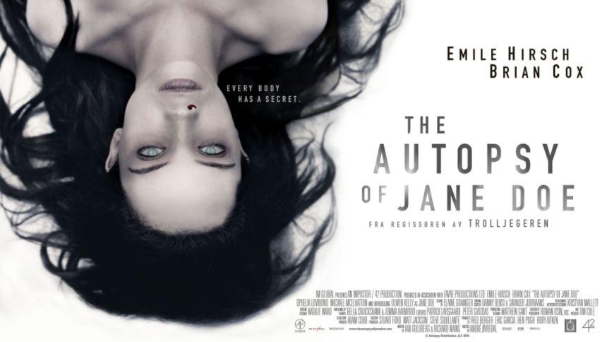 Risultati immagini per the autopsy of jane doe poster