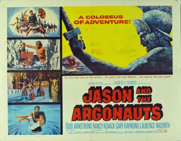 Jason and the Argonauts Lobby Card